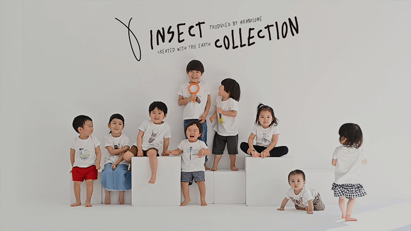 INSECT COLLECTION様